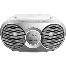 Philips AZ215S stříbrný (vrácené zboží 8800308525)