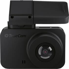 TrueCam M7 GPS Dual čierna