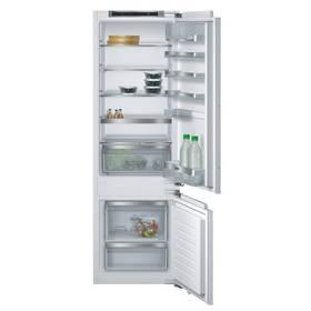 Kombinácia chladničky s mrazničkou Siemens KI87SAF30 biela