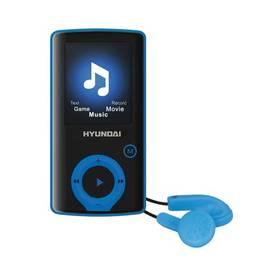 Hyundai MPC 883 GB16 FM B černý/modrý + Doprava zdarma
