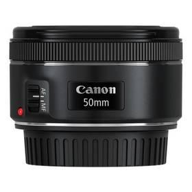 Canon EF 50mm f/1.8 STM černý + Doprava zdarma