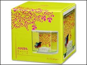 Akvárium Hagen Betta Marina Kit Girl 2l plast