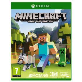Microsoft Xbox One Minecraft (44Z-00022) + Doprava zdarma