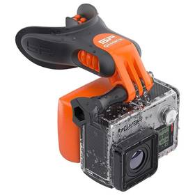 Držiak SP Gadgets do úst pro GoPro (53161) čierny/oranžový