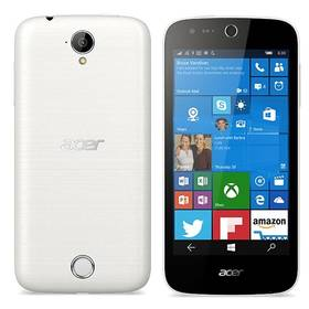 Acer Liquid M330 LTE (HM.HTHEU.001) bílý + Voucher na skin Skinzone pro Mobil CZ v hodnotě 399 Kč jako dárek + Doprava zdarma