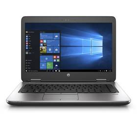 HP ProBook 640 G2 (T9X07EA#BCM) černý Software Microsoft Office 365 pro jednotlivce CZ ESD licence (zdarma) + Doprava zdarma