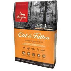 Orijen Cat a Kitten 5,4 kg + Doprava zdarma