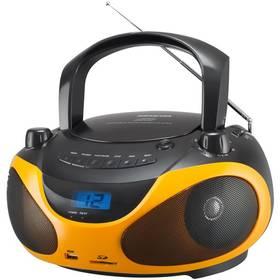 Sencor SPT 228 BO černý/oranžový