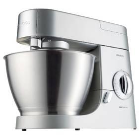 Kenwood Chef KMC570006 stříbrný Ponorný mixér BRAUN MQ100 Dip (zdarma) + Doprava zdarma
