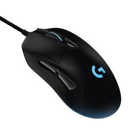 Logitech Gaming G403 Prodigy (910-004824) černá Dárek Logitech – Gillette Fusion Proglide Flexball + Doprava zdarma