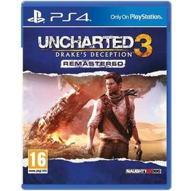 Sony PlayStation 4 Uncharted 3: Drake's Deception (PS719802464)