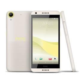 HTC Desire 650 Single SIM - lime light žlutý + Doprava zdarma
