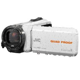 JVC GZ-R435W biela