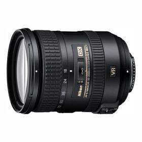 Nikon 18-200mm f/3.5 – 5.6G AF-S DX VR II černý