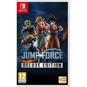 Bandai Namco Games Nintendo SWITCH Jump Force Deluxe (3391892010107)