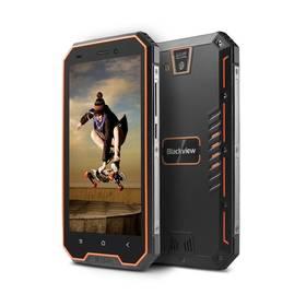 iGET BLACKVIEW GBV4000 (84000423 ) oranžový Software F-Secure SAFE, 3 zařízení / 6 měsíců (zdarma) + Doprava zdarma