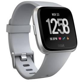 Fitbit Versa (NFC) - Gray / Silver Aluminum (FB505SRGY-EU) + Doprava zdarma