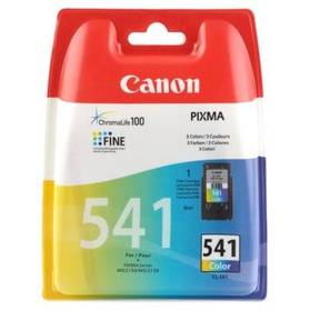 Canon CL-541, 180 stran - originální (5227B005) červený/modrý/žlutý