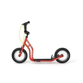 Yedoo New Tidit New červená + Reflexní sada 2 SportTeam (pásek, přívěsek, samolepky) - zelené v hodnotě 58 Kč + Doprava zdarma