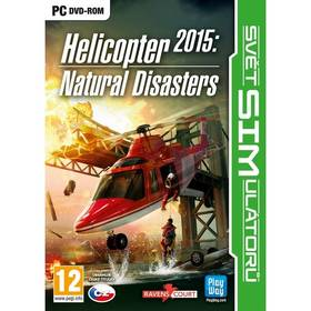 CENEGA PC Helicopter 2015: Natural Disasters (PC HRA)