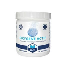 Aktivní kyslík NETSPA pro vířivky a bazény