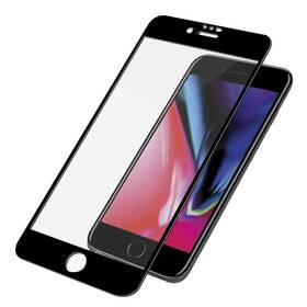 Ochranné sklo PanzerGlass Edge-to-Edge na Apple iPhone 6/6s/7/8 Plus (2619) černé (vrácené zboží 8800551431)