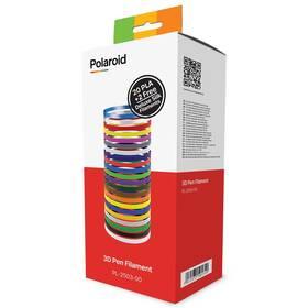Polaroid 3D PLA - 20 Barev + 2x Deluxe Silk Zdarma (3D-FL-PL-2503-00)