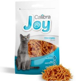 Pochúťka Calibra Joy Cat Fish Stripes 70g