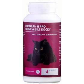 Roboran H pro černé a bílé kočky 60g