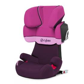 Cybex Solution X2-FIX 2017, 15-36kg, Purple Rain + Doprava zdarma