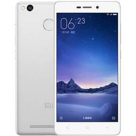 Xiaomi Redmi 3S 32 GB (472548) stříbrný + Voucher na skin Skinzone pro Mobil CZ v hodnotě 399 Kč jako dárek+ Software F-Secure SAFE 6 měsíců pro 3 zařízení v hodnotě 999 Kč jako dárek + Doprava zdarma