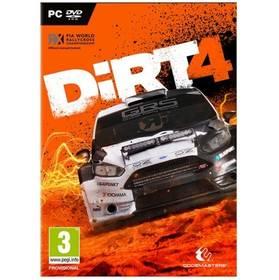 Codemasters PC Dirt 4 (4020628785611) + Doprava zdarma