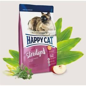 HAPPY CAT ADULT Sterilised - Kastrát 4 kg