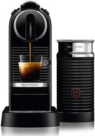 DeLonghi Nespresso CitiZ&Milk EN267.BAE černé + Doprava zdarma