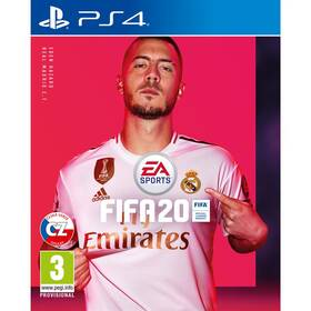 Hra EA PlayStation 4 FIFA 20 (EAP420617)