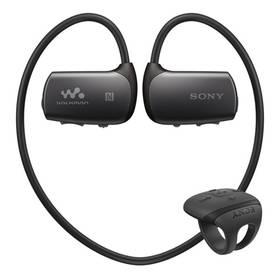Sony NWZ-WS613B černý + Doprava zdarma