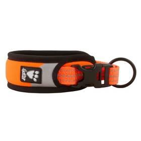 Obojok Hurtta Lifeguard Dazzle 45-55cm oranžový