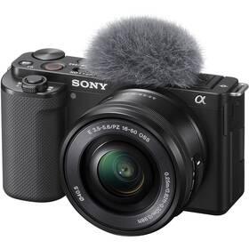 Sony ZV-E10 + 16-50 čierny