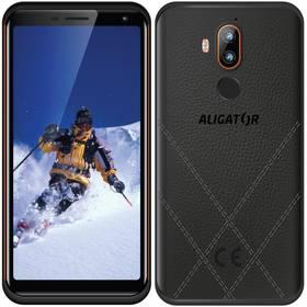 Aligator RX800 eXtremo (ARX800BO) černý/oranžový