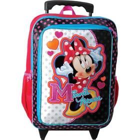 Sun Ce na kolečkách Disney Minnie černý/růžový + Doprava zdarma