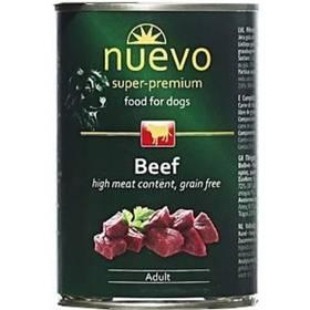 Nuevo Dog Adult hovězí 800g