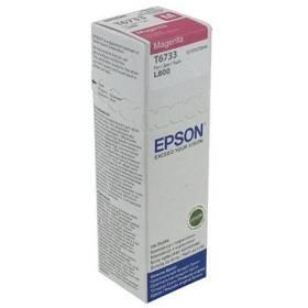 Epson T6733, 70ml - originální (C13T67334A10) červený