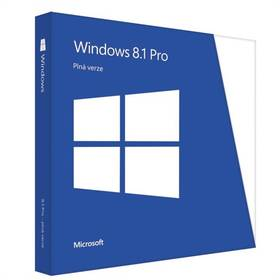 Microsoft Windows 8.1 Pro CZ 64bit (OEM) (FQC-06946) + Doprava zdarma
