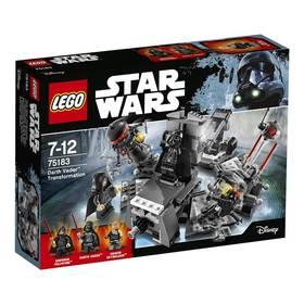LEGO® STAR WARS Přeměna Darth Vadera + Doprava zdarma