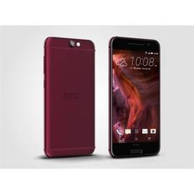 HTC One A9 červený + Voucher na skin Skinzone pro Mobil CZ v hodnotě 399 Kč jako dárek+ Software F-Secure SAFE 6 měsíců pro 3 zařízení v hodnotě 999 Kč jako dárekPaměťová karta Samsung Micro SDHC 16GB Class 10 - bez adaptéru (zdarma) + Doprava zdarma