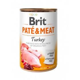 Brit Dog Paté & Meat Turkey 800 g