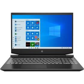 HP Pavilion Gaming 15-ec0600nc (9QX12EA#BCM) černý
