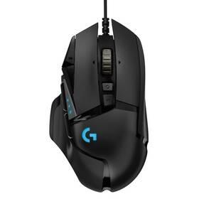 Logitech Gaming G502 Hero High Performance (910-005470) čierna