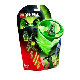 Stavebnica Lego® Ninjago 70743 Morrův letoun Airjitzu
