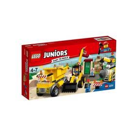 LEGO® JUNIORS® 10734 Demoliční práce na staveništi